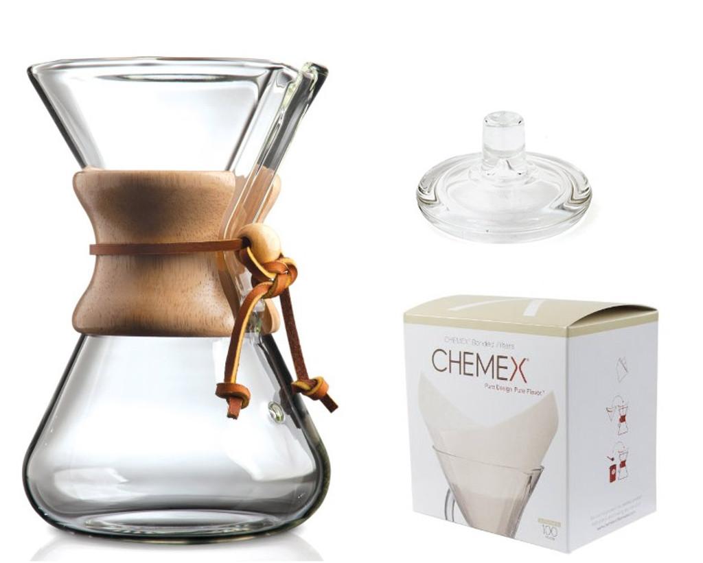 chemex handblown kit