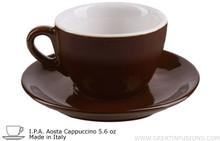 IPA Scuro Aosta Cappuccino Cup