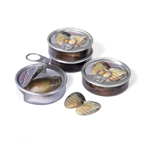 Pearl Oysters in Can Party Favors