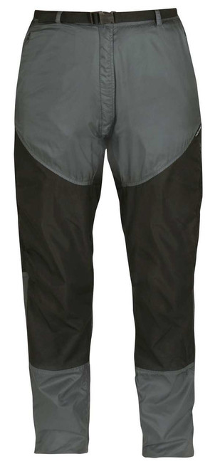 Páramo Women's Velez Adventure Trousers: Grey and Black