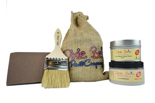 Dixie Belle Gift Bag (Driftwood w/clear wax)