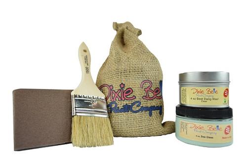 Dixie Belle Gift Bag (Sea Glass w/clear wax)