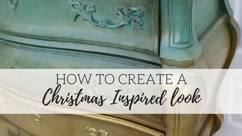 How to Create a Christmas Inspired Look