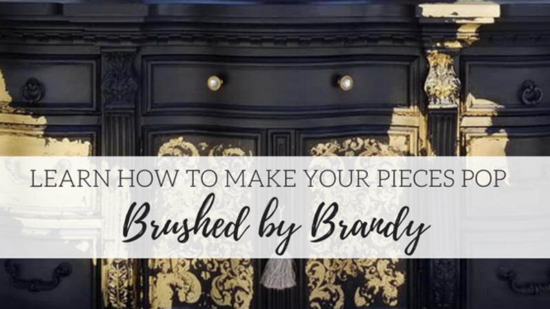 How to Make your Pieces Pop - Brushed by Brandy