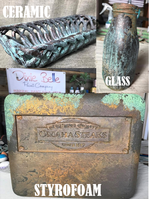Dixie Belle Paint Patina 101