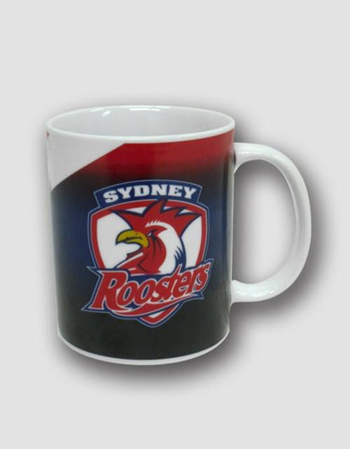 Sydney Roosters Logo Ceramic Mug