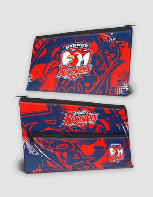 Sydney Roosters Neoprene Pencil Case