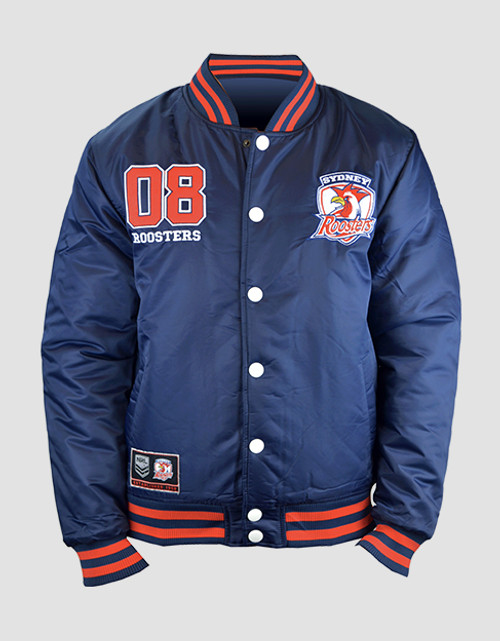 Sydney Roosters 2016 Classic Mens Baseball Jacket