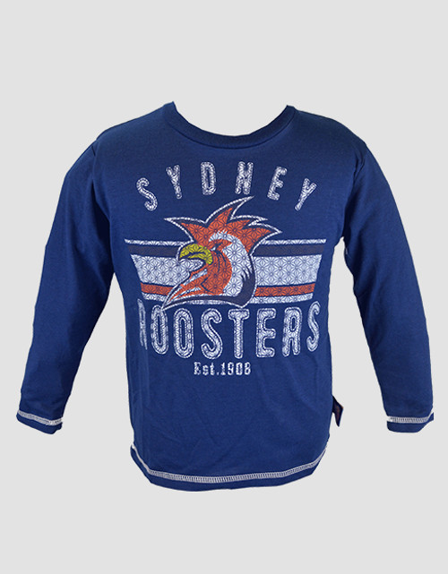 Sydney Roosters 2016 Infants Long Sleeve Tee