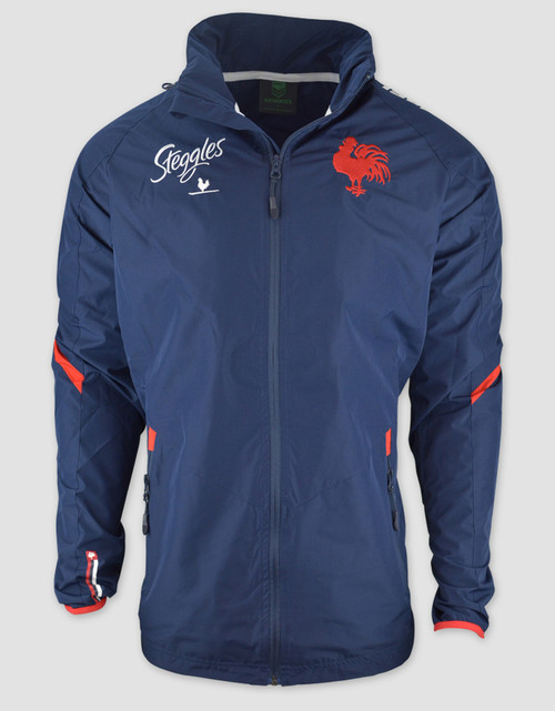 Sydney Roosters 2017 Womens Wet Weather Jacket