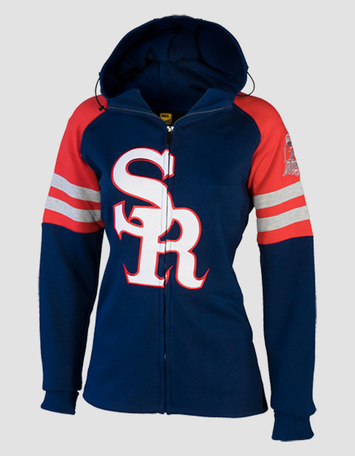 Sydney Roosters 2017 Ladies Classic Fleece Hoody