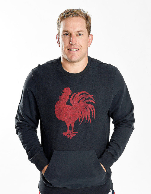 Sydney Roosters 2017 Mens 47 Brand French Terry Crew