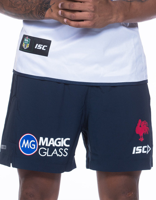 Sydney Roosters 2018 Mens Training Shorts