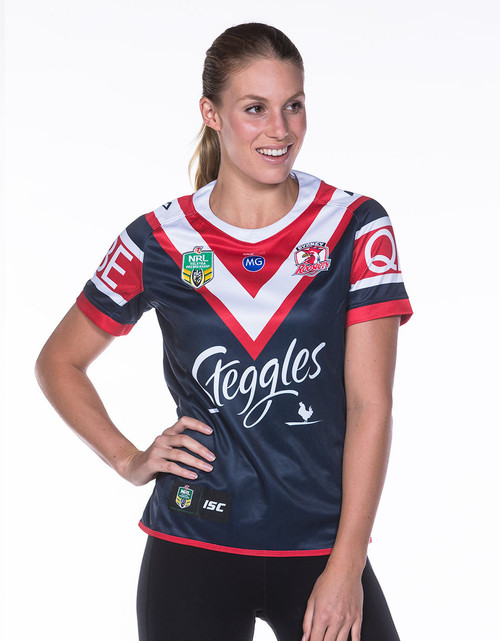 Sydney Roosters 2018 Womens Home Jersey