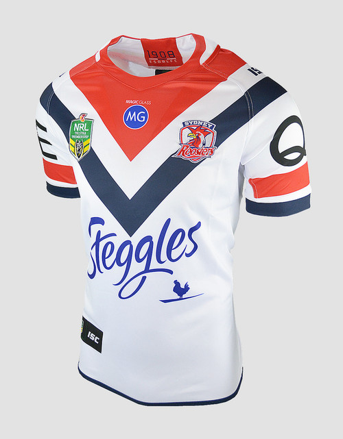 Sydney Roosters 2018 Kids Away Jersey
