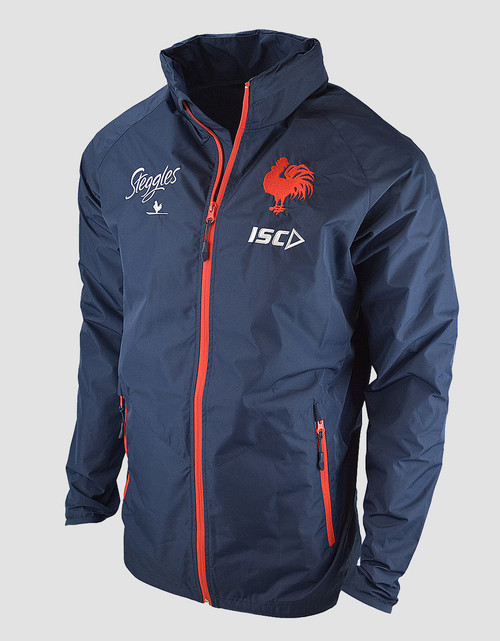 Sydney Roosters 2018 Kids Wet Weather Jacket
