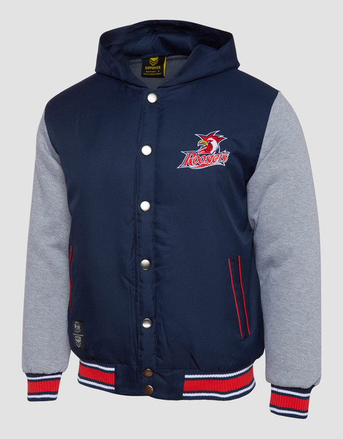 Sydney Roosters 2018 Mens Classic Varsity Jacket