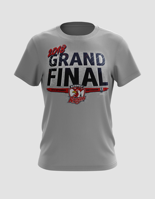 Sydney Roosters 2018 Mens Classic Grand Final Tee
