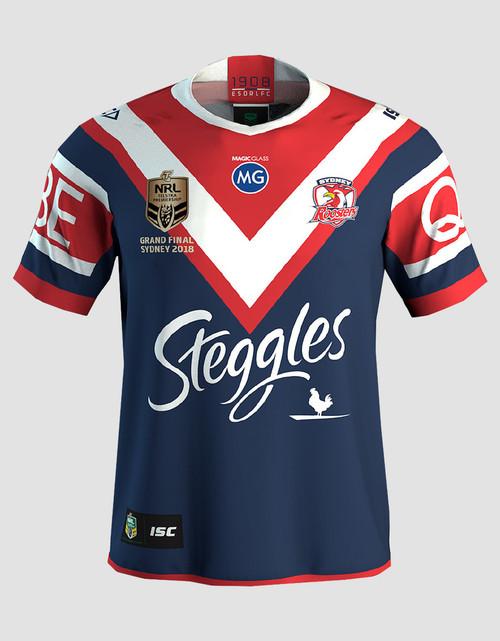 Sydney Roosters 2018 Kids Premiers Jersey