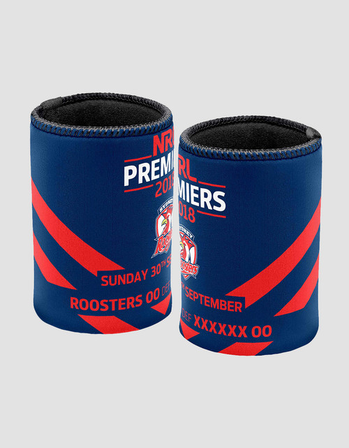 Sydney Roosters 2018 Premiers Can Cooler