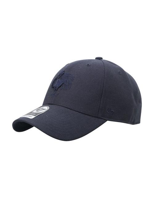 Sydney Roosters 47 Brand Tonal Navy MVP Cap