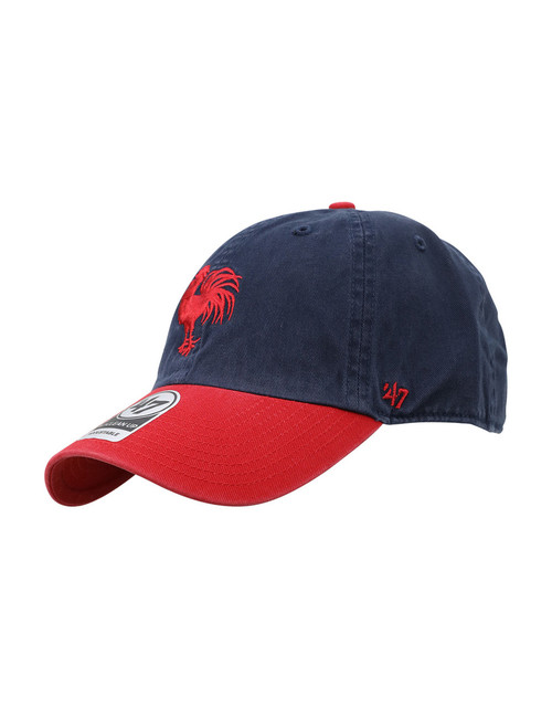 Sydney Roosters 47 Brand Two Tone Clean Up Cap