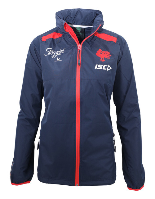 Sydney Roosters 2019 ISC Womens Wet Weather Jacket