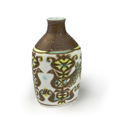 Nils Thorsson Bottle Shaped Royal Copenhagen Vase Russell Brightwell