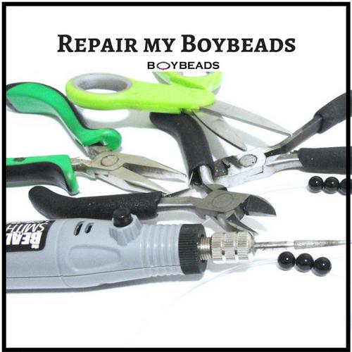 Repair My BOYBEADS- Bead Bracelet/ Necklace Repair/Resize/Restring Service