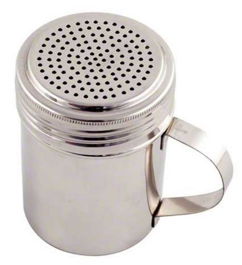 Browne (SDH2571) 12 oz Stainless Steel Dredge w/ Handle