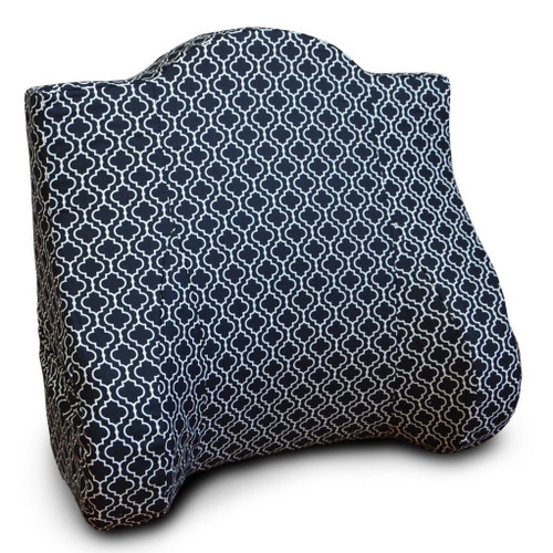 Back Buddy Deluxe Maternity Pillow for Nursing Breastfeeding Postpartum and Back Support Helps Relieve Lower Back Pain -