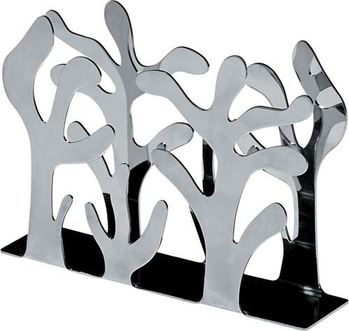 Alessi Mediterraneo Napkin Holder, Stainless Steel