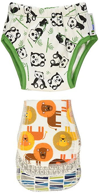 Best Bottom Potty Training Kit, Playful Panda, Small