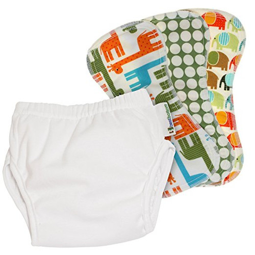 Best Bottom Toddler Potty Training Pants Set - Coconut Small