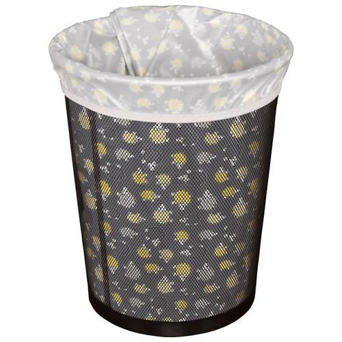 Planet Wise Reusable Trash Diaper Bag, Hedgehog