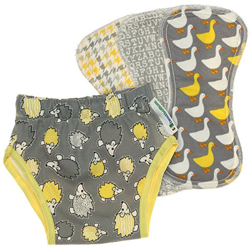 Best Bottom Potty Training Kit, Hedgehog, Medium