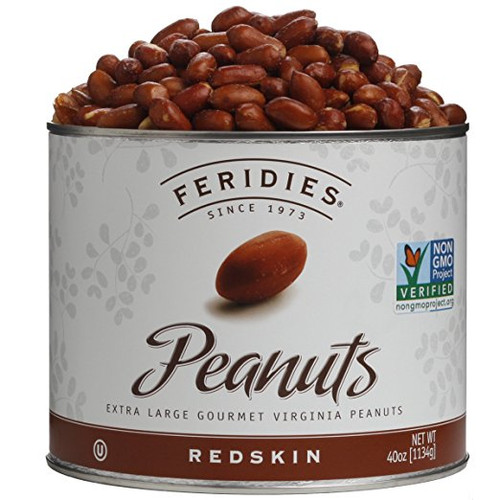 4 Pack-40oz Can Redskin Virginia Peanuts
