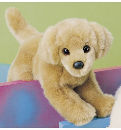 Plush Sandi Golden Retriever 12""