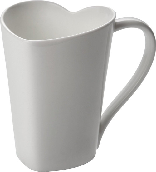 "Alessi ""To"" Mug in Bone China"