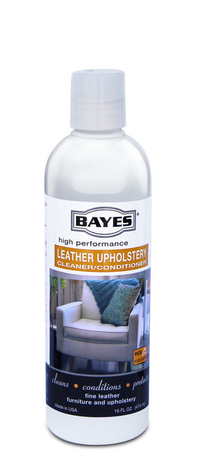 Bayes Leather Cleaner & Conditioner - 16 oz