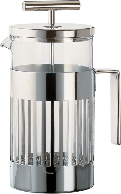 Alessi Aldo Rossi Press Filter Coffee Maker or Tea Infuser