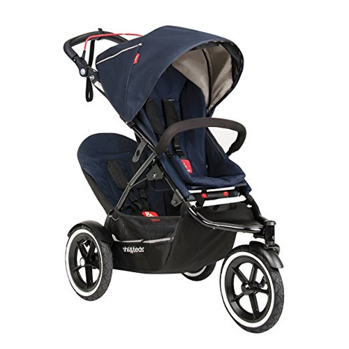 phil&teds Sport Stroller, Midnight Blue