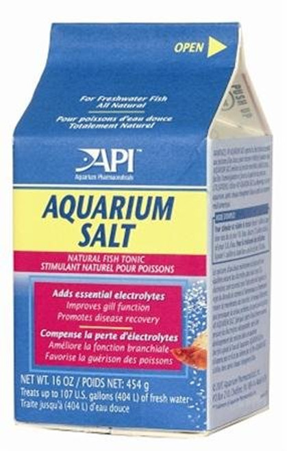 Aquarium Salt
