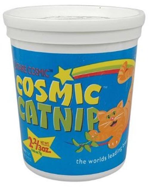 Cosmic Pet 2.25 Ounce Cup Catnip