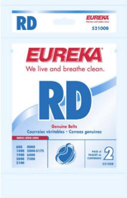 Genuine Eureka RD Style Belts, Pack of 12