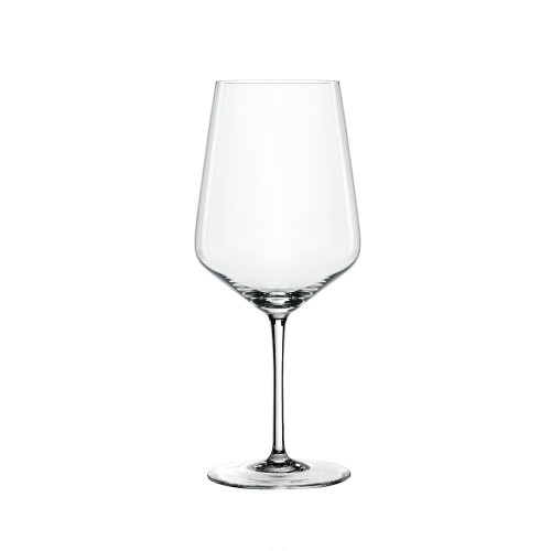 Spiegelau 4670181 Style Red Wine Glasses (Set of 4), Clear
