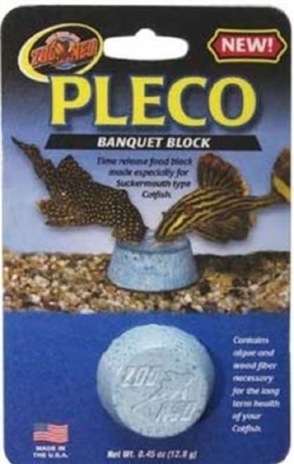 Pleco Banquet Block (Pack of 2)
