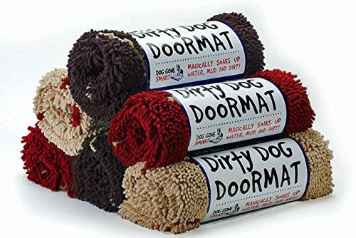 Dog Gone Smart Dirty Dog Doormat, Large