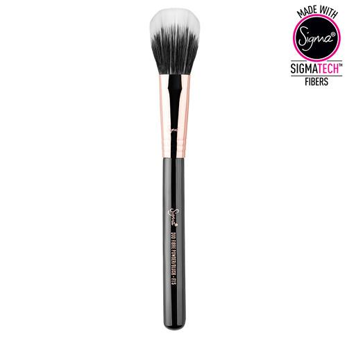 Sigma F15C Duo Fibre Powder/Blush Brush, Copper