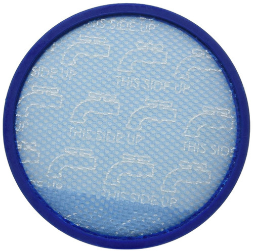 Hoover 304087001 WindTunnel Max Mult-Cyclonic Bagless Upright Washable Primary Blue Sponge Filter - 2 Genuine Hoover Fil